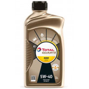 Моторное масло Total Quartz Energy 9000 5W-40 1 литр.