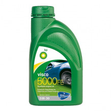 Моторное масло Visco 5000 FE 5W-30 1 литр.