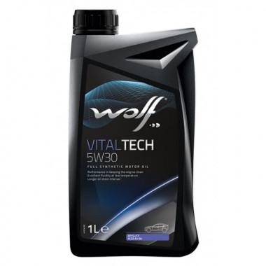 Моторное масло Wolf VITALTECH 5W-30 1 литр.