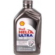 Моторное масло Shell Helix Ultra ECT C2/C3 0W-30 1 литр.