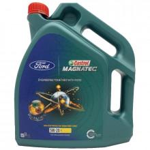 Моторное масло Castrol Magnatec E 5W-20 (Ford) 5 литров.