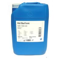 Моторное масло Aral BlueTronic 10W-40 20 литров.