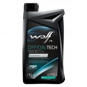 Моторное масло Wolf OFFICIALTECH 5W-30 C4 1 литр.
