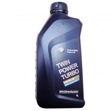 Моторное масло BMW TwinPower Turbo Longlife-12FE 0W-30 1 литр.