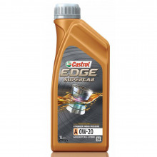 Моторное масло Castrol EDGE SUPERCAR A 0W-20 1 литр.