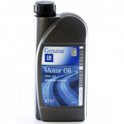 Моторное масло GM Semi Synthetic 10W-40 1 литр.