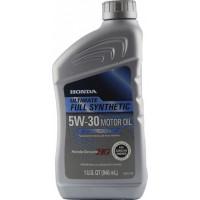 Моторное масло Honda Full Synt 5W-30 0,946 литра.