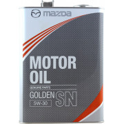 Моторное масло Mazda Golden Motor Oil 5W-30 4 литра.