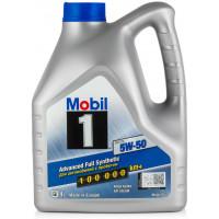 Моторное масло Mobil 1 FS X1 5W-50 4 литра.