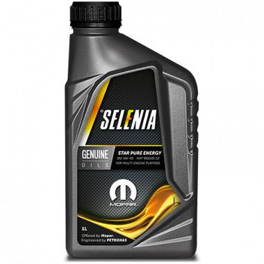 Моторное масло Petronas Selenia Star Pure Energy 5W-40 1 литр.