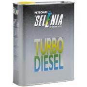 Моторное масло Petronas Selenia Turbo Diesel 10W-40 2 литра.