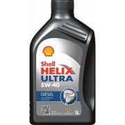 Моторное масло Shell Helix Ultra 5W-40 Diesel 1 литр.