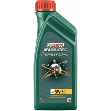 Моторное масло Castrol Magnatec Professional A5 5W-30 (Ford) 1 литр.