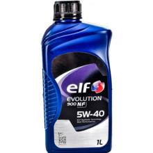 Моторное масло Elf Evolution 900 NF 5W-40 1 литр.