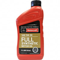 Моторное масло Ford Motorcraft Full Synthetic 5W-30 0,946 литра.