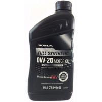 Моторное масло Honda 0W-20 0,946 литра.
