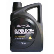 Моторное масло Hyundai Kia 5W-30 SL SUPER EXTRA GASOLINE 4 литра.