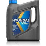 Моторное масло Hyundai Xteer Diesel Ultra HD SJ-4 10W-40 4 литра.