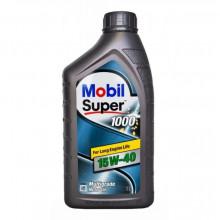 Моторное масло Mobil Super 1000 X1 15W-40 1 литр.