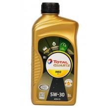 Моторное масло Total Quartz Ineo ECS 5W-30 1 литр.