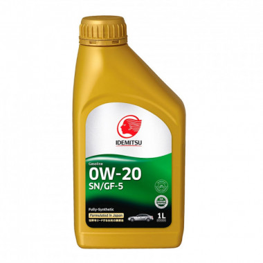 Моторное масло Idemitsu SN/GF-5 0W-20 1 литр.