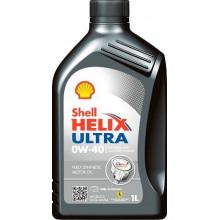 Моторное масло Shell Helix Ultra 0W-40 1 литр.