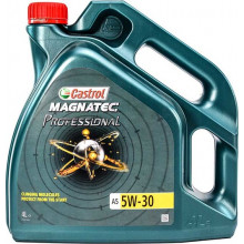 Моторное масло Castrol Magnatec Professional A5 5W-30 (Ford) 4 литра.