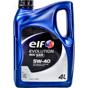 Моторное масло Elf Evolution 900 SXR 5W-40 4 литра.