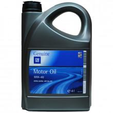 Моторное масло GM Semi Synthetic 10W-40 4 литра.