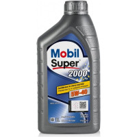 Моторное масло Mobil Super 2000 X3 5w-40 1 литр.