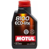Моторное масло MOTUL 8100 Eco-lite 5W-30 1 литр.