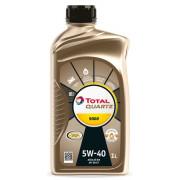 Моторное масло Total Quartz 9000 5W-40 1 литр.