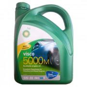 Моторное масло Visco 5000 M 5W-30 4 литра.