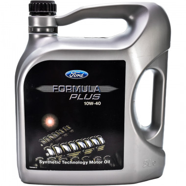 Моторное масло Ford Formula Plus 10W-40 5 литров.