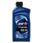 Моторное масло Elf Evolution 700 Turbo Diesel 10W-40 1 литр.