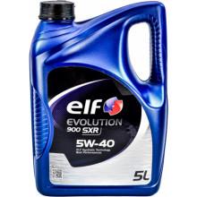 Моторное масло Elf Evolution 900 SXR 5W-40 5 литров.