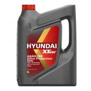 Моторное масло Hyundai Xteer Ultra Protection SN (LPG) 5W-40 6 литров.
