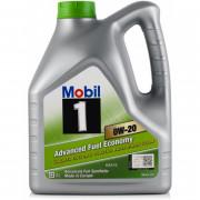 Моторное масло Mobil 1 ESP X2 0W-20 4 литра.