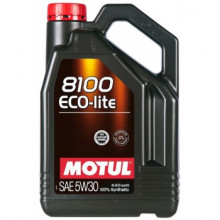 Моторное масло MOTUL 8100 Eco-lite 5W-30 4 литра.