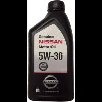 Моторное масло Nissan GENUINE 5W-30 0,946 литра.