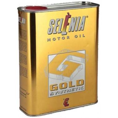 Моторное масло Petronas Selenia Gold 10W-40 2 литра.