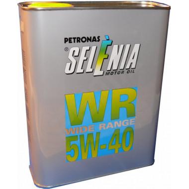 Моторное масло Petronas Selenia WR Diesel 5W-40 2 литра.