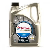 Моторное масло Total Quartz 7000 10W-40 Diesel 5 литров.