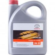 Моторное масло Toyota PREMIUM Fuel Economy 5W-30 5 литров.