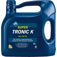Моторное масло Aral SuperTronic K 5W-30 4 литра.