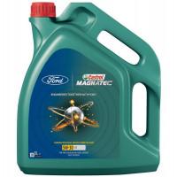Моторное масло Castrol Magnatec Professional A5 5W-30 (Ford) 5 литров.