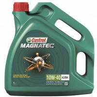 Моторное масло Castrol Magnatec 10W-40 A3/B4 4 литра.