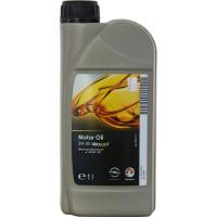 Моторное масло GM Dexos 1 5W-30 1 литр.