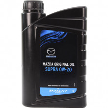Моторное масло Mazda Original Oil Supra 0W-20 1 литр.