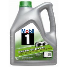 Моторное масло Mobil 1 ESP LV 0W-30 4 литра.